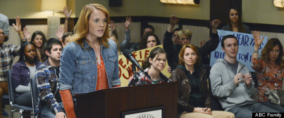 'Switched' Puts Deaf Culture in the Mainstream